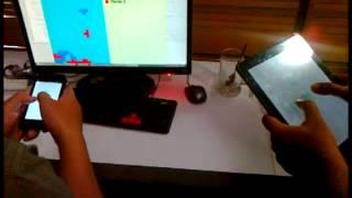 Tetris dengan Adobe Air Socket Server