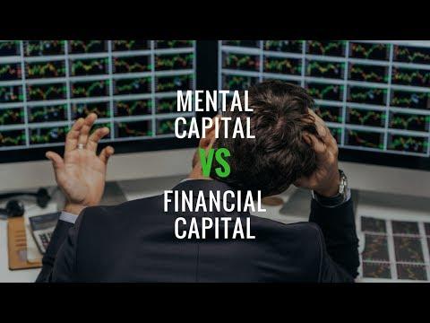 Day Trading Tips: Mental Capital vs Financial Capital