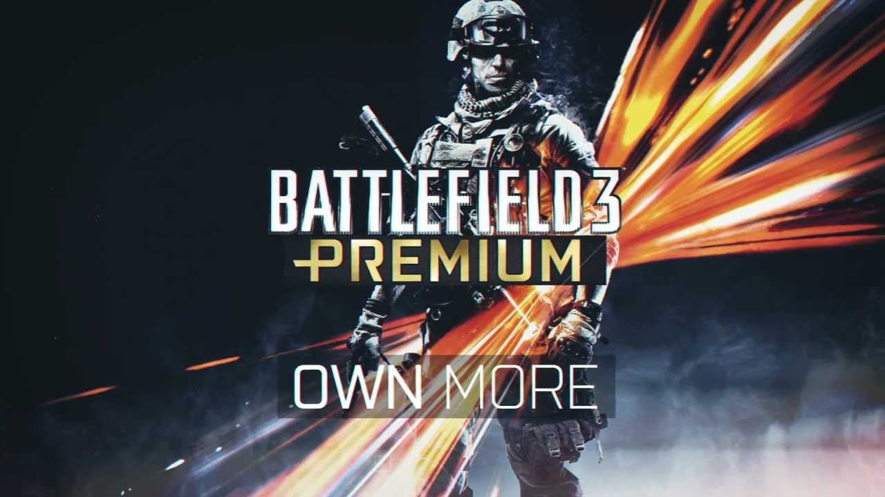 E3 2012: Battlefield 3 Premium Officially Announced