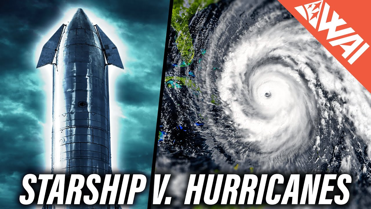 SpaceX Starship vs. Hurricanes