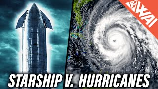 Can the Starship Facility Survive Hurricanes?