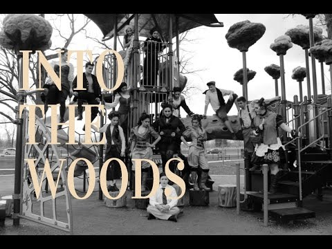 Crestwood Theatre Presents~ Into the Woods