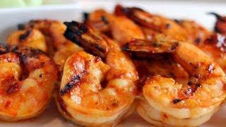 French Bistro Indoor Grilled Shrimp Professional Technique (restaurant Recipe)