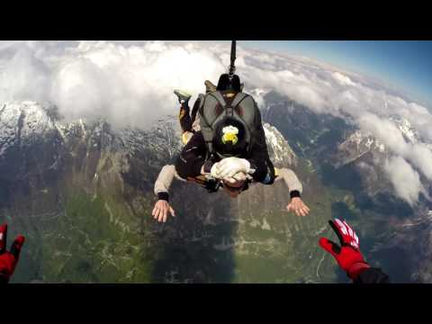 Skydiving in Slovenia by LIFE Adventures