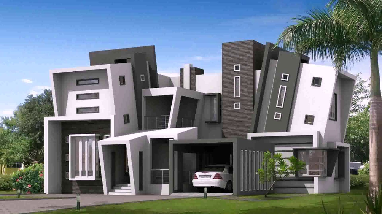 Modern house designs for 100 sqm