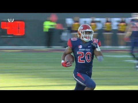 2018 Las Vegas Bowl Highlights|| #21 Fresno State Vs. Arizona State