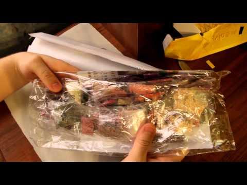Посылка (AliExpress) - Мазайка или Алмазная вышивка , набор для рукоделия