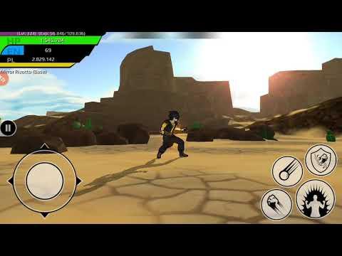Evil Sage Form 2 Mirror - The Final Power Level Warrior
