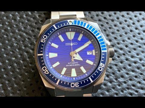 The Seiko Samurai SRPC93 Wristwatch: Nick's Long-Term Wear Review