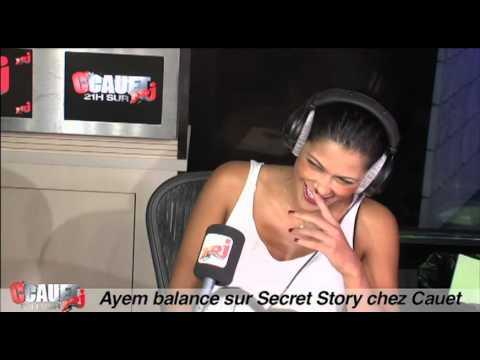 Ayem balance sur Secret Story - C