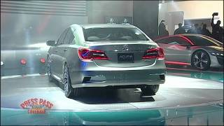 Acura RDX and RLX Press Conference at 2012 NY Auto Show
