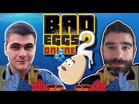 Darmowe Gry Online - Wściekłe Jajka 2 - Najdłuższa gra!