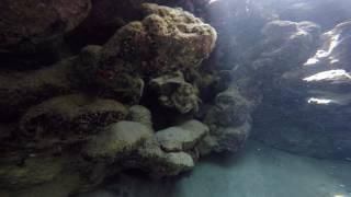 Дайвер заблудился в пещере Дахаб