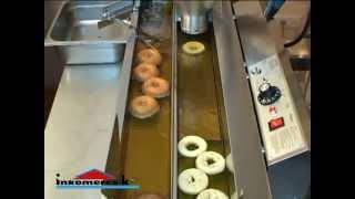 Automatic donut fryer PRF-11/900 virtuļu aparāts