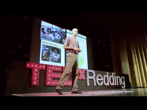 Geographic Information Systems (GIS): Dan Scollon at TEDxRedding