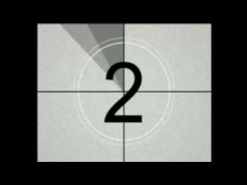 movie countdown with sound youtube. Black Bedroom Furniture Sets. Home Design Ideas