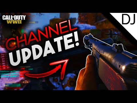 *NEW* Channel Update! [Call of Duty WW2 Gameplay] | #USKRC | @USK_Gaming_ | EP.515