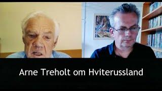 Arne Treholt Om Hviterussland