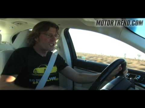 2009 motor trend car of the year testing youtube for Motor trend channel youtube