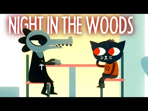 HANGING WITH BEA | Night In The Woods Playthrough [Bea Route/Hangouts] Part 3