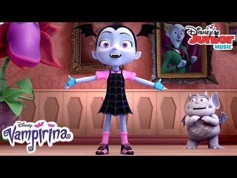 Dancelvania Day Music Video | Vampirina | Disney Junior