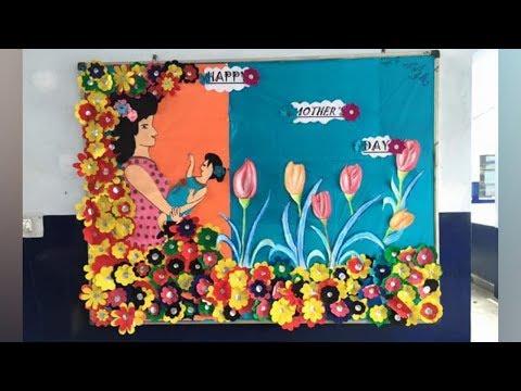 School Notice Board Decoration Ideas Amazing Display Board Ideas