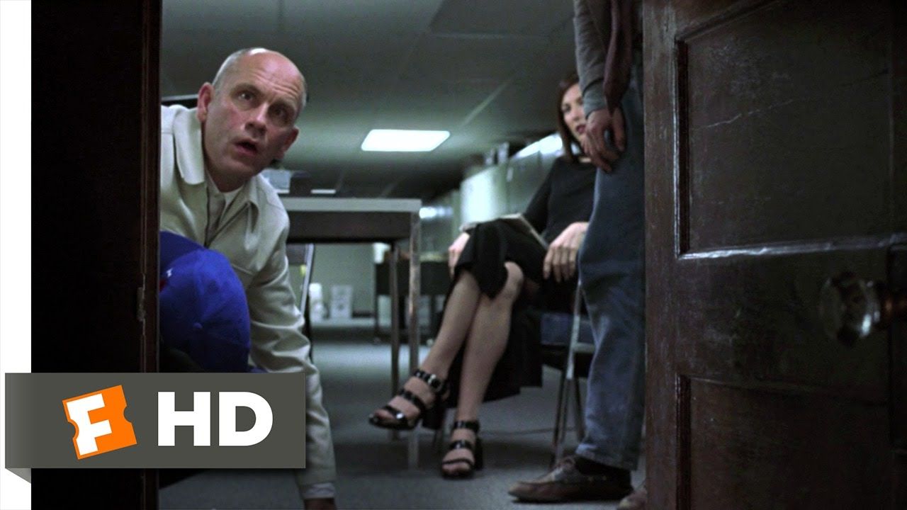 Being John Malkovich (7/11) Movie CLIP - Malkovich Discovers J.M. Inc. (1999) HD - YouTube