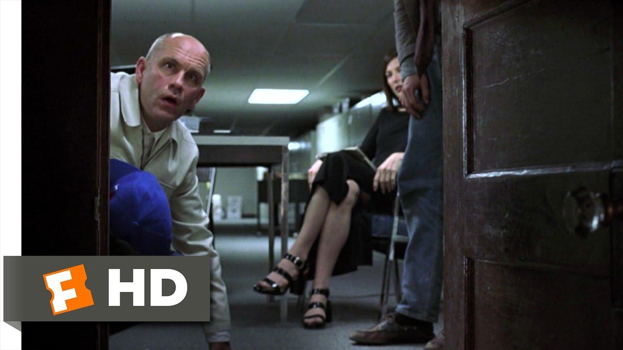 Being John Malkovich (7/11) Movie CLIP - Malkovich Discovers J.M. Inc. (1999) HD