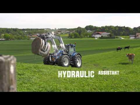 Valtra N Series - Farmyard champion