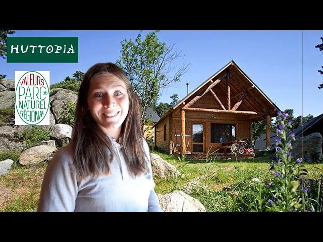 🏕️ Camping Huttopia à Font Romeu  - Valeurs Parc Naturel Régional dans les Pyrénées catalanes