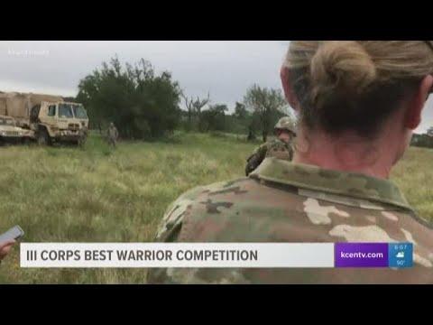 Fort Hood Hosts III Corps Best Warrior Competition