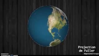Le monde en cartes - Les projections cartographiques