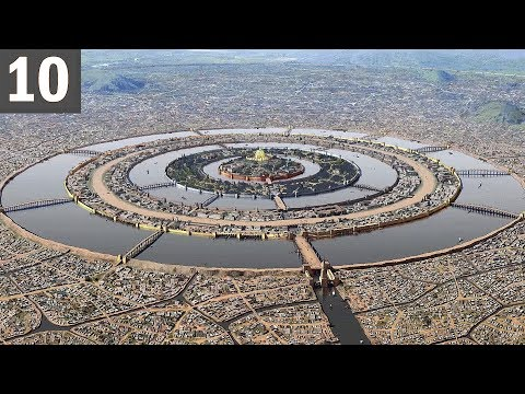 10 Mysterious LOST Civilizations