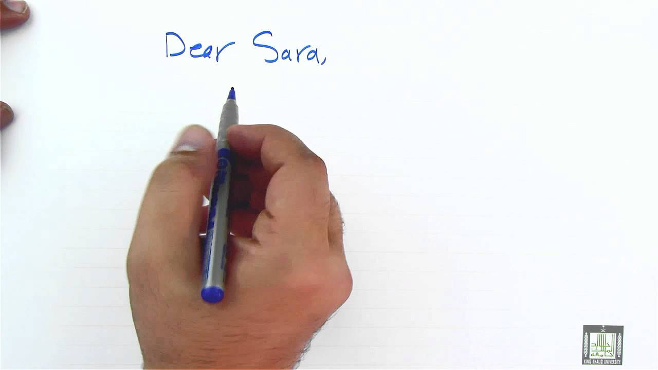 Writing  Writing Letters Of Condolences  Youtube