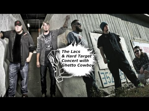 Hard Target & The Lacs Concert with Interview!