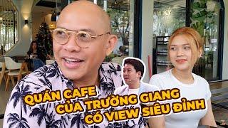 Quán Tam Kỳ Coffee của Trường Giang to vật view 4 mặt tiền quảng trường siêu đỉnh bạn đã ghé chưa ?