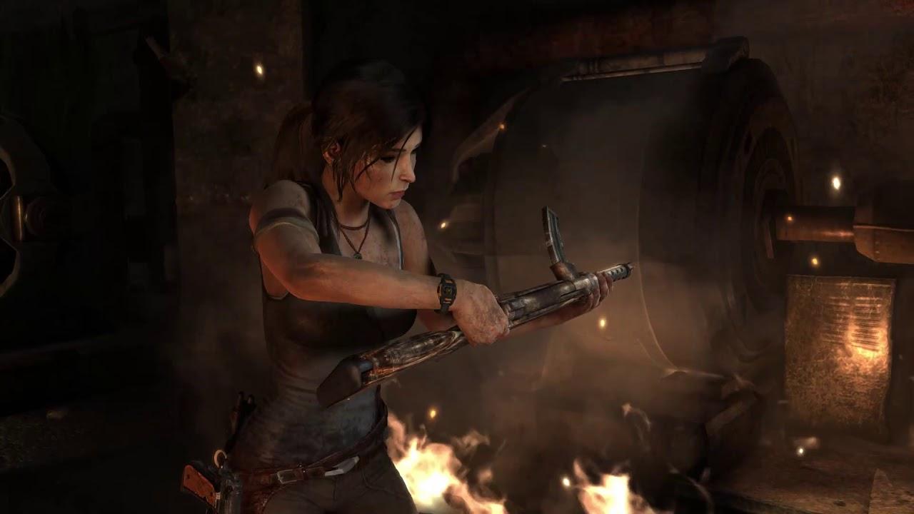 Tomb Raider Official Reborn Trailer (HD)   Next