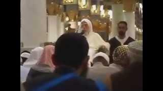 أحمد عمير بالمسجد النبوي الحارس الشخصي للشيخ الجزائري حلقتي التفسير وكتاب المسجد وبيت المسلم