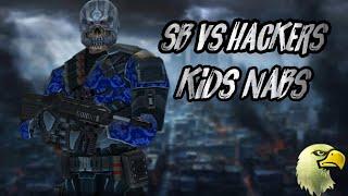 MC5 || SB ( SKILLS) VS ( HACKERS )