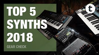 What's The Best Synth? | Top 5 2018 | Thomann