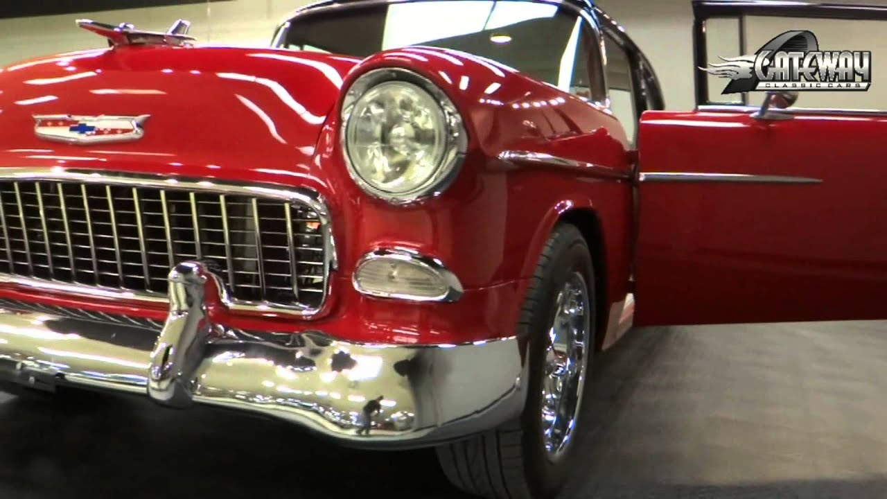 1955 Chevrolet 210 for sale at Gateway Classic Cars in St. Louis, MO ...