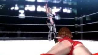 Rumble Roses - Trailer 1 - PS2