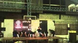 Dance Flick @ Street Blockers-Wawa Taguig