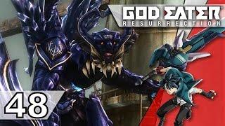Let's Play God Eater Resurrection | Ep.48 | Plus classe que l'Hannibal !