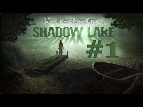 Mystery Case Files: Shadow Lake Walkthrough Part 1