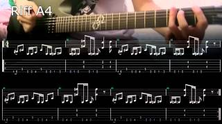 Devin Townsend Project - Rejoice cover (with tab) (updated on 2/9/2015)