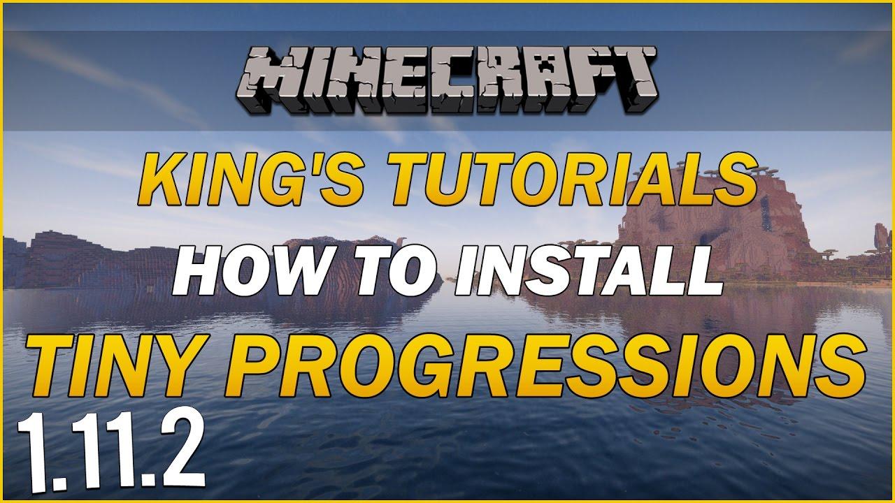 Tiny Progressions - Mods - Minecraft - CurseForge