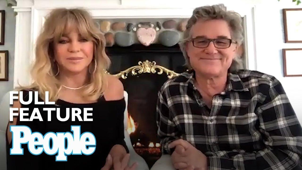 Inside Kurt Russell & Goldie Hawn�s 37-Year Love Story   People