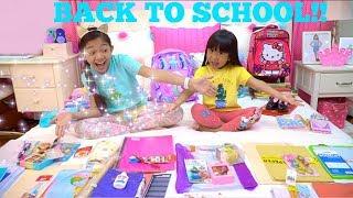 BACK To SCHOOL Haul 2019