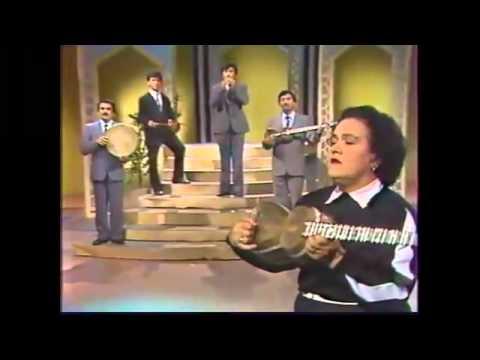Узбекская песня  Хорезмская песня  Олмахон Хаитова Найлайин